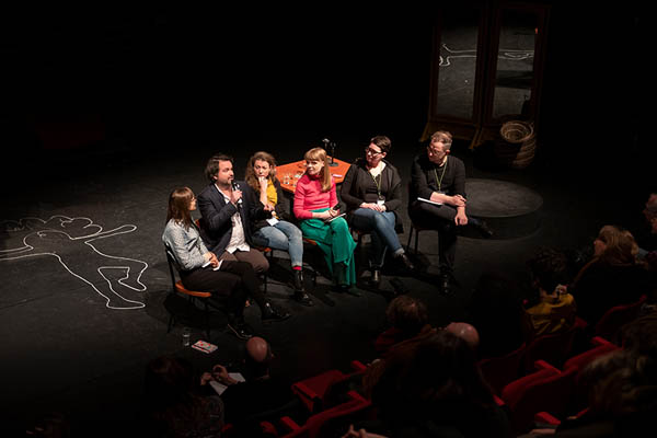 Panel: Ab jetzt übernehmen wir! Das Junge Theater als Stadttheater der Zukunft